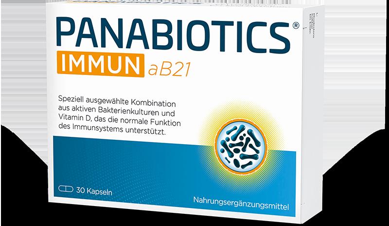 Panabiotics Immun aB21